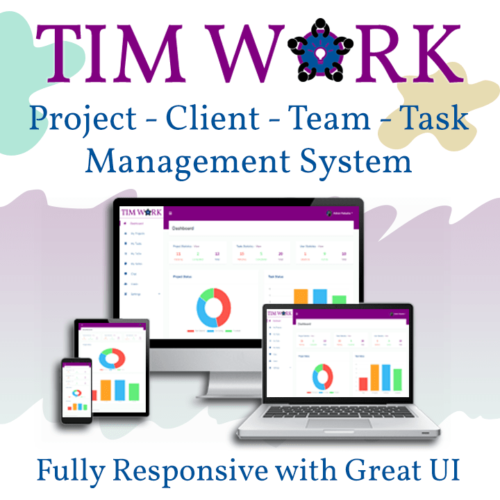 TimWork - Project Management Tool