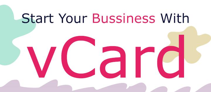 vCard - Digital Business Card Builder vCard Builder SaaS